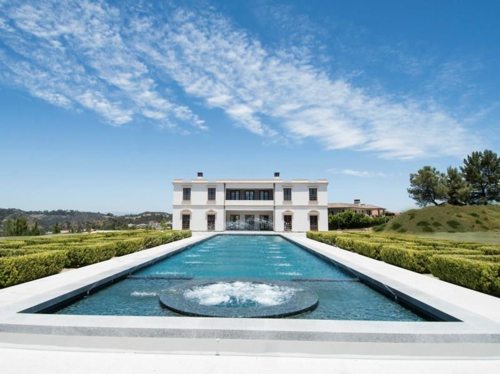 $18.7 Million New Bel Air Mansion in Los Angeles California 11