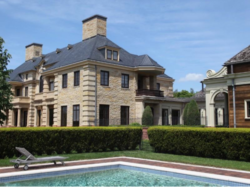 $19.7 Million Stunning Manor Estate on 450 Acres in Connecticut 3