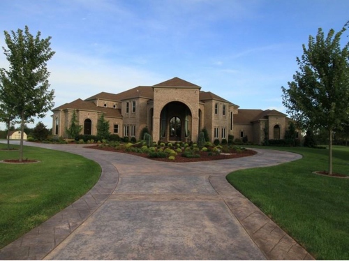 $2.49 Million Elegant Mansion in Nicholasville Kentucky 3