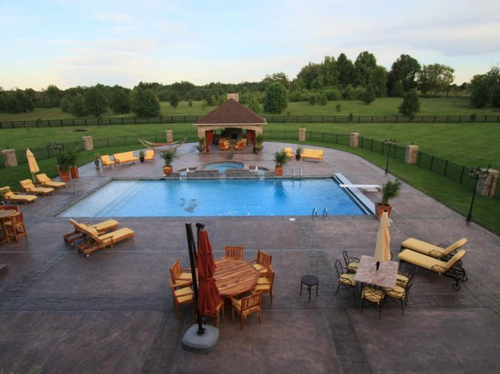 $2.49 Million Elegant Mansion in Nicholasville Kentucky 7