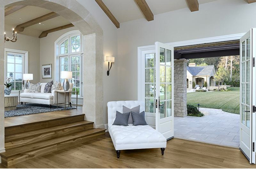 $20 Million Country French Mansion Just Purchased by Kim Kardashian and Kanye West in Hidden Hills California 16