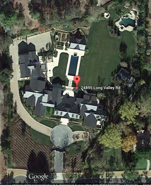 $20 Million Kim Kardashian Kanye West Mansion