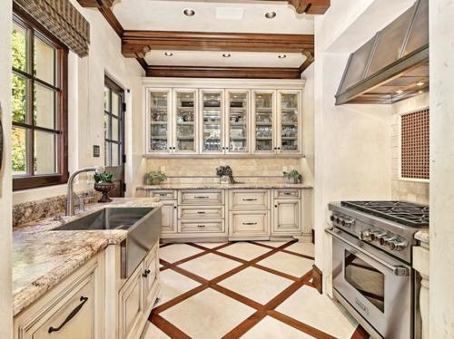 $21.8 Million European Style Mansion in California 10