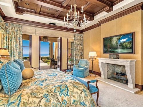 $21.8 Million European Style Mansion in California 12