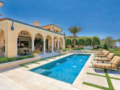 $21.8 Million European Style Mansion in California 2