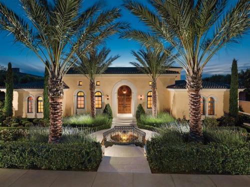 $21.8 Million European Style Mansion in California 5