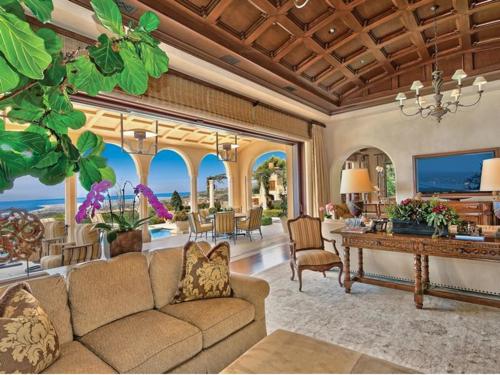 $21.8 Million European Style Mansion in California 8