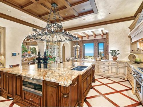$21.8 Million European Style Mansion in California 9