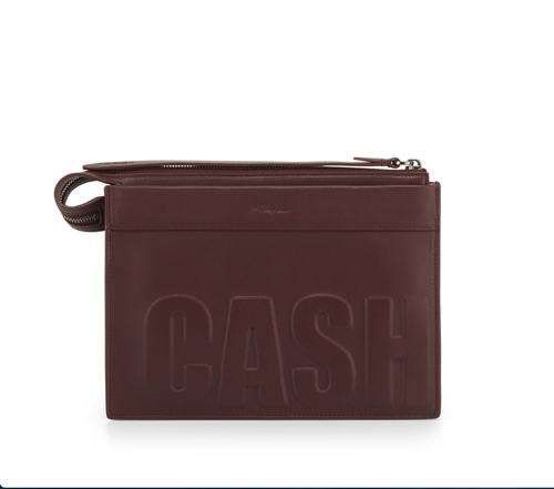 3.1 Phillip Lim Cash Only Depeche Small Clutch Bag
