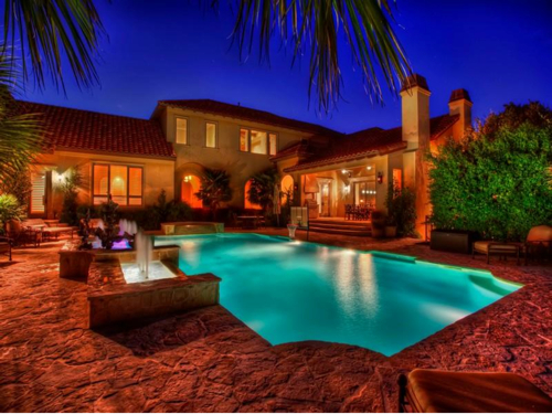 $3.5 Million Charming Resort Style Estate in San Antonio Texas