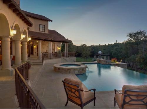$3.7 Million Mediterranean Mansion Austin Texas 10