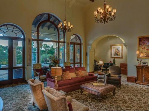 $3.7 Million Mediterranean Mansion Austin Texas 5