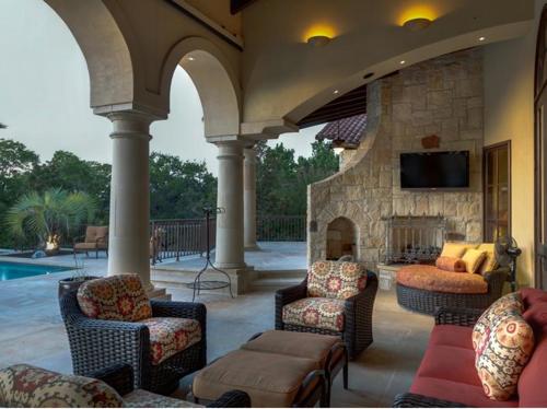 $3.7 Million Mediterranean Mansion Austin Texas 7