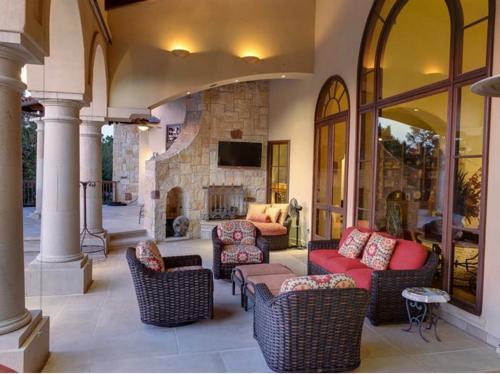 $3.7 Million Mediterranean Mansion Austin Texas 8
