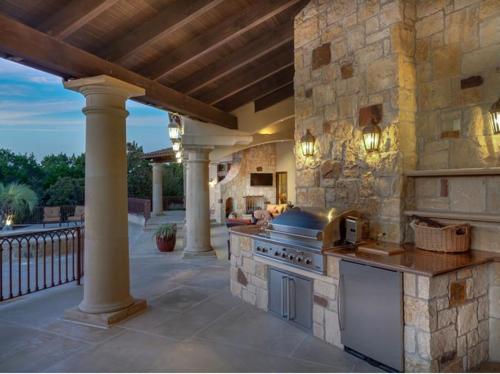 $3.7 Million Mediterranean Mansion Austin Texas 9