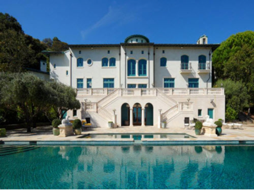 $30 Million Villa Sorriso Mansion and Vineyard Owned by Robin Williams in Napa, California