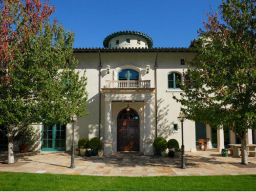 $30 Million Villa Sorriso Mansion and Vineyard Owned by Robin Williams in Napa, California  3