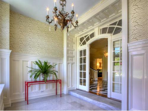 Elegantly Understated Stone Villa in Newport Rhode Island 3