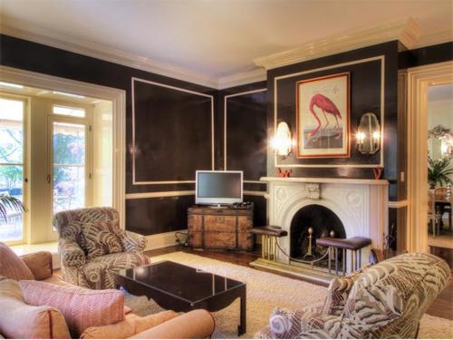 Elegantly Understated Stone Villa in Newport Rhode Island 9