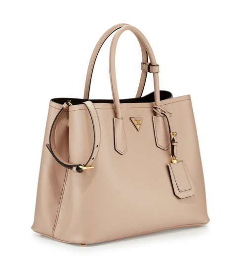 Prada Saffiano Cuir Double Bag 3