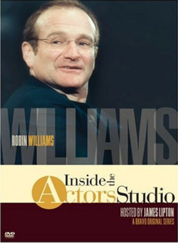 Robin Williams Inside The Actors Studio