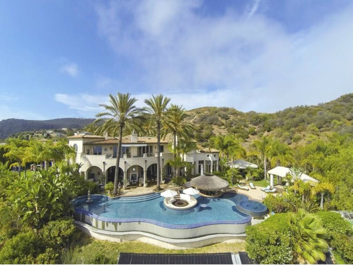 $14.5 Million Luxurious Villa in Pacific Palisades, California