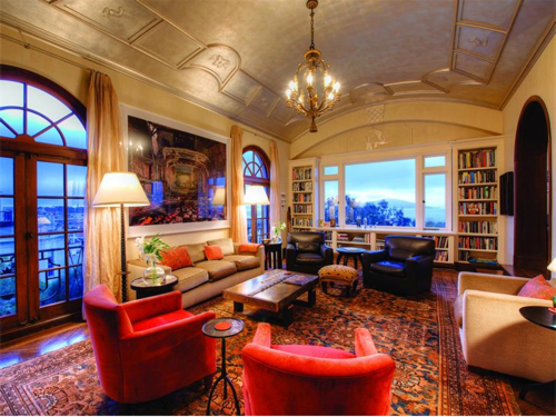 $16.8 Million Villa de Martini Mansion in San Francisco California 5