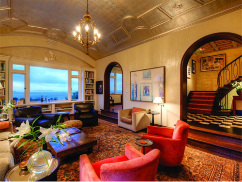 $16.8 Million Villa de Martini Mansion in San Francisco California 6