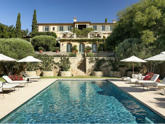 $23.5 Million Prima Luce Mansion in Montecito, California - Pool