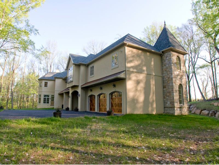 $3.2 Million European Style Country Estate in New Hope, Pennsylvania - Garages