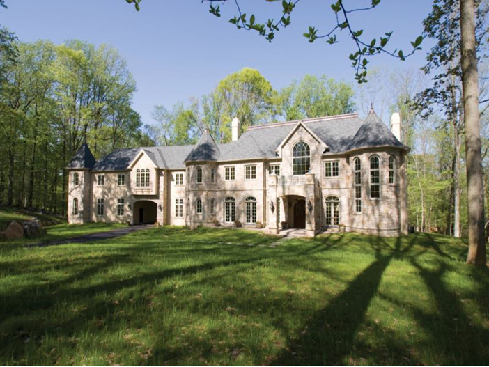 $3.2 Million European Style Country Estate in New Hope, Pennsylvania