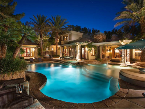 $3.7 Million Estate Perfection in Las Vegas Nevada