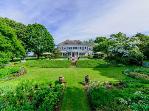 $38.5 Million Elegant Mansion in Water Mill New York