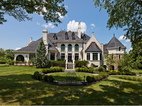 $4.5 Million Elegant Custom Mansion in Pennsylvania 13
