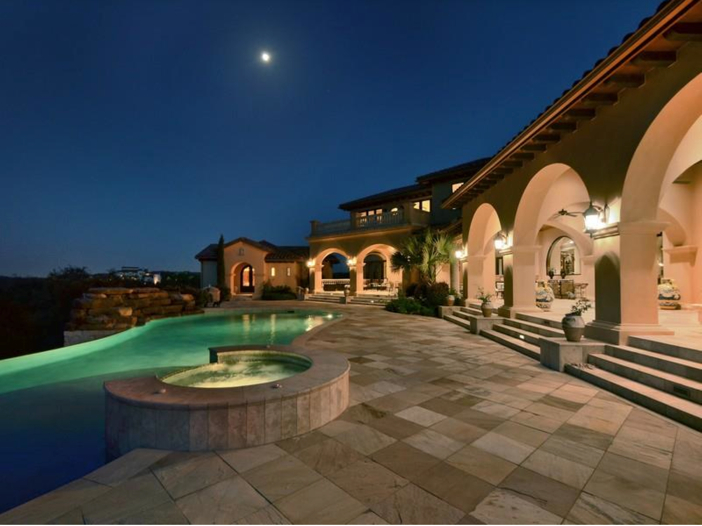 $5.3 Million Tuscan Mansion in Austin, Texas