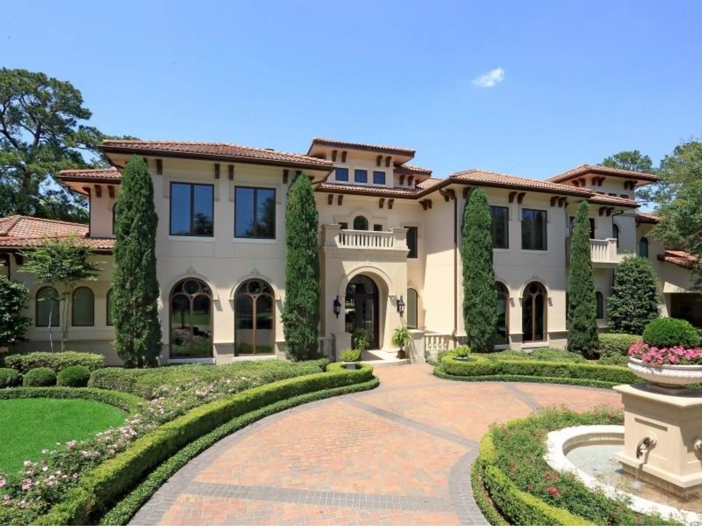 $5.7 Million Magnificent Gated Estate in Houston, Texas