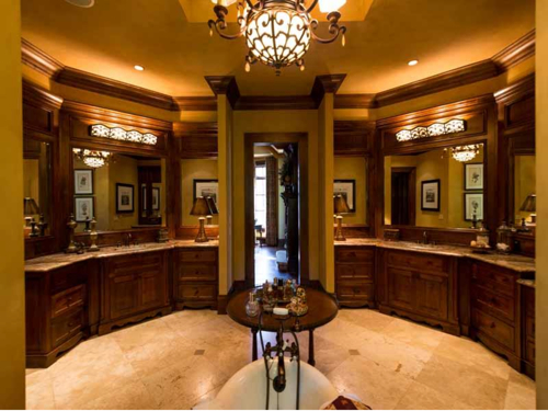 $5.9 Million Custom Stone Manor in Georgia 10