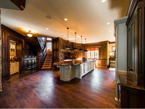 $5.9 Million Custom Stone Manor in Georgia 5