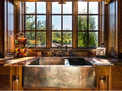 $5.9 Million Custom Stone Manor in Georgia 6