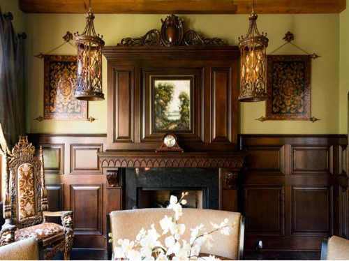 $5.9 Million Custom Stone Manor in Georgia 8
