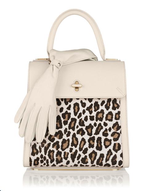 Charlotte Olympia's Bogart Handbag
