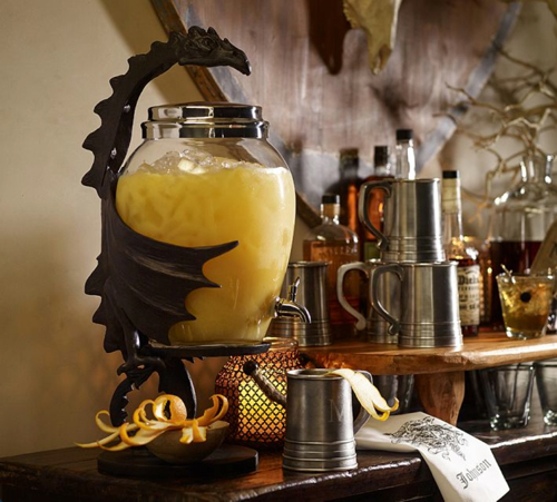 Dragon Beverage Dispenser From Pottery Barn