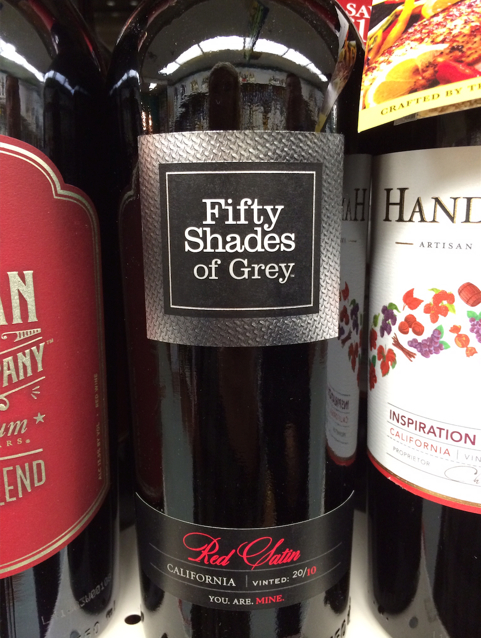 Fifty Shades of Grey Wines 2