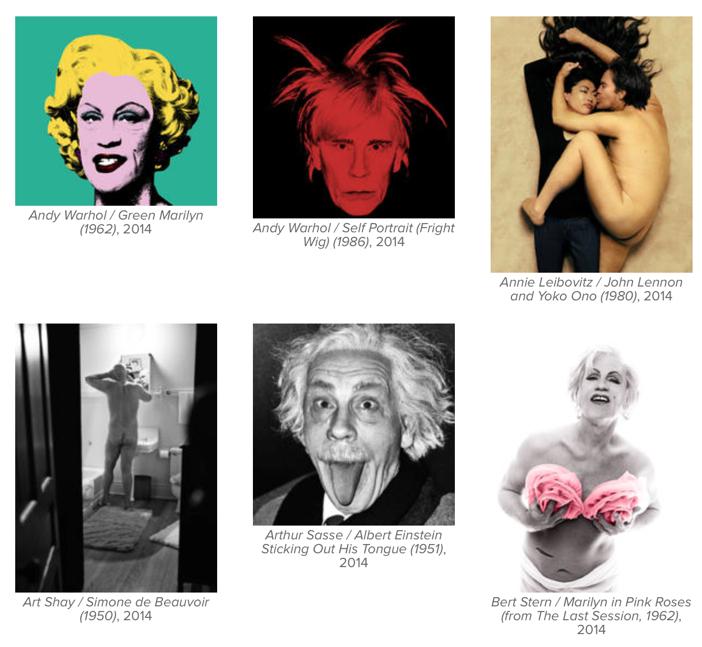John Malkovich Receates Iconic Photographs