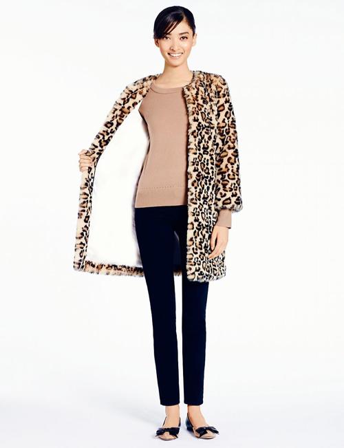 Kate Spade New York Rossalyn Coat 3