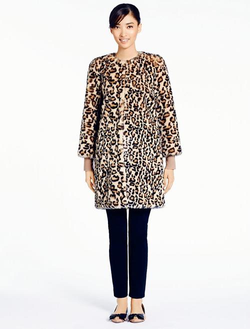 Kate Spade New York Rossalyn Coat 4