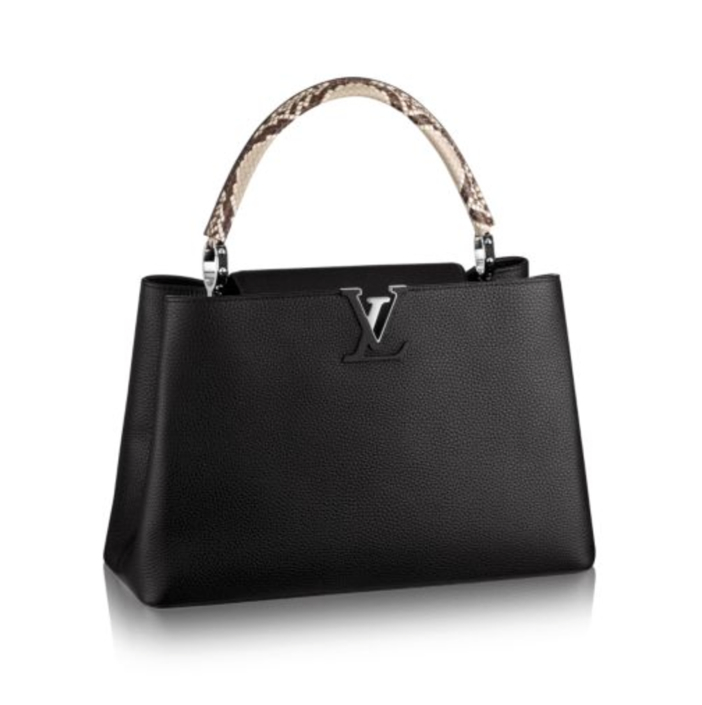 Louis Vuitton Capucines MM