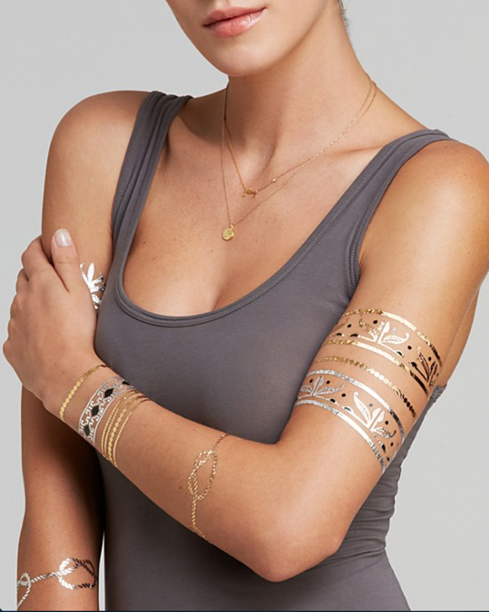 Lulu DK Jewelry Tattoos