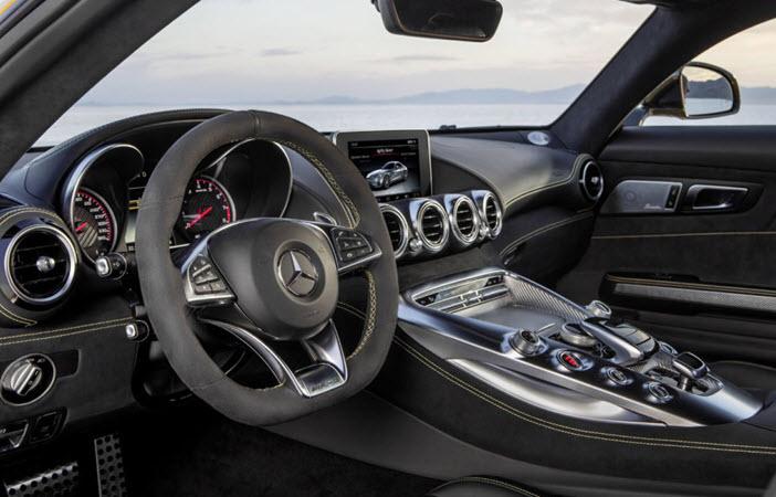 Mercedes-AMG-GT-Interior