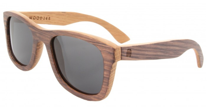 ROBERT MONDAVI PRIVATE SELECTION X WOODZEE SIERRA SUNGLASSES - RECYCLED OAK WINE BARREL 3